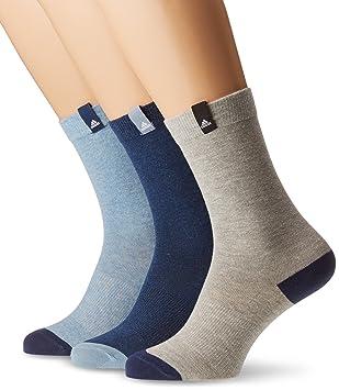 adidas S99885 Calcetines, Hombre, Azul (Azumis/Brgrin / Azutac), 31