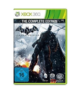 Batman arkham origins complete edition aparece em pré-venda na.