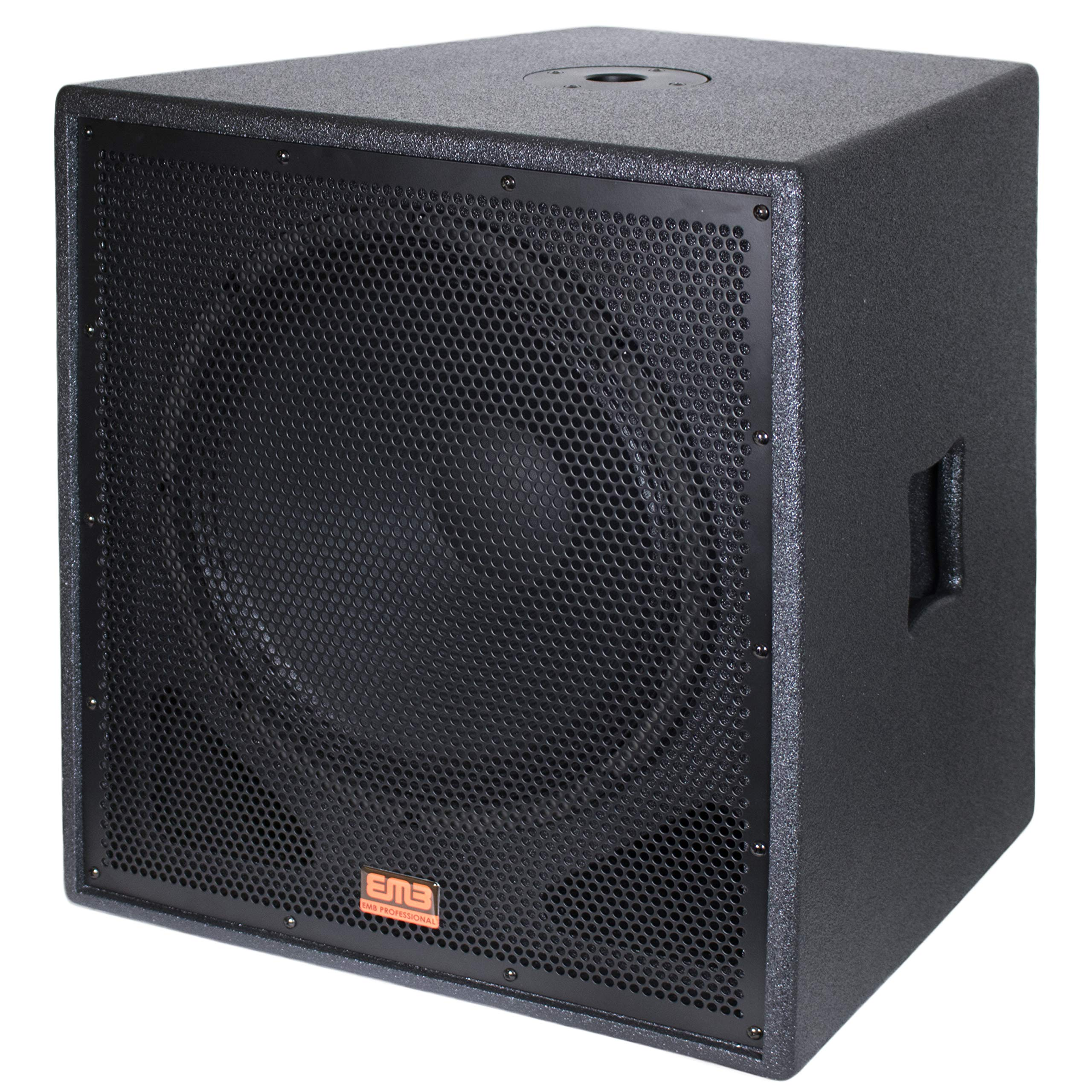 EMB Professional Powered Speaker Cabinet (EBP18Sub)