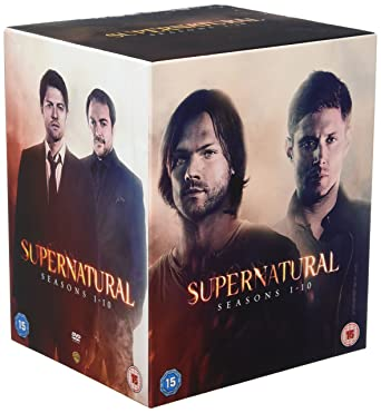 Supernatural: Seasons 1-10 5 Dvd Edizione: Regno Unito Reino Unido: Amazon.es: Jensen Ackles, Jared Padalecki, Jim Beaver, Misha Collins, Genevieve Padalecki, unknown: Cine y Series TV