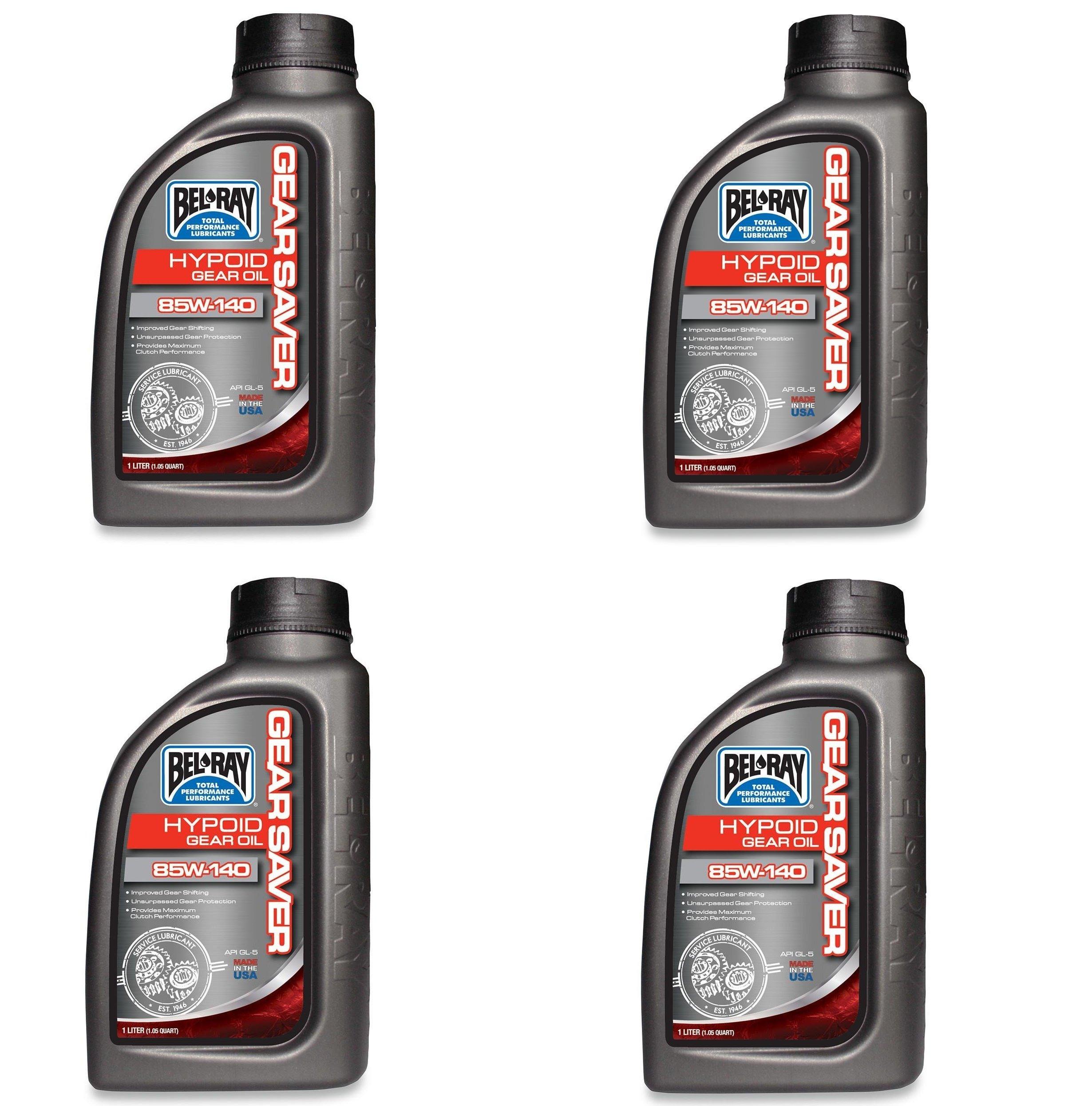 Bel-Ray Hypoid Gear Oil - 85W140-1L. 99234-B1LW (4)