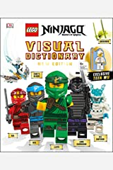 LEGO NINJAGO Visual Dictionary, New Edition: With Exclusive Teen Wu Minifigure Hardcover