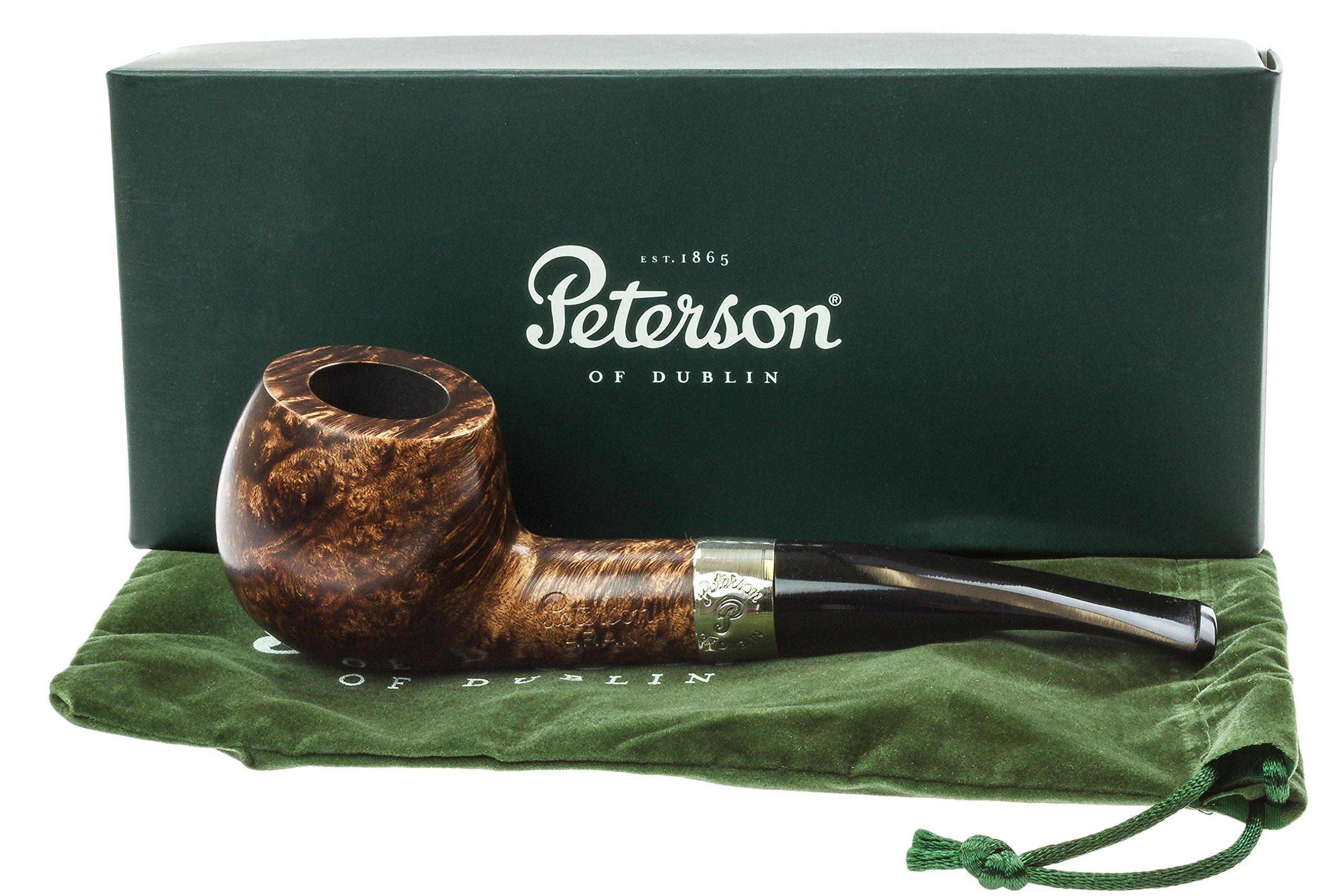 Peterson Aran 408 Tobacco Pipe Fishtail