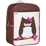 Beatrix New York Big Kid Pack: Papar (Owl), Brown, One Size