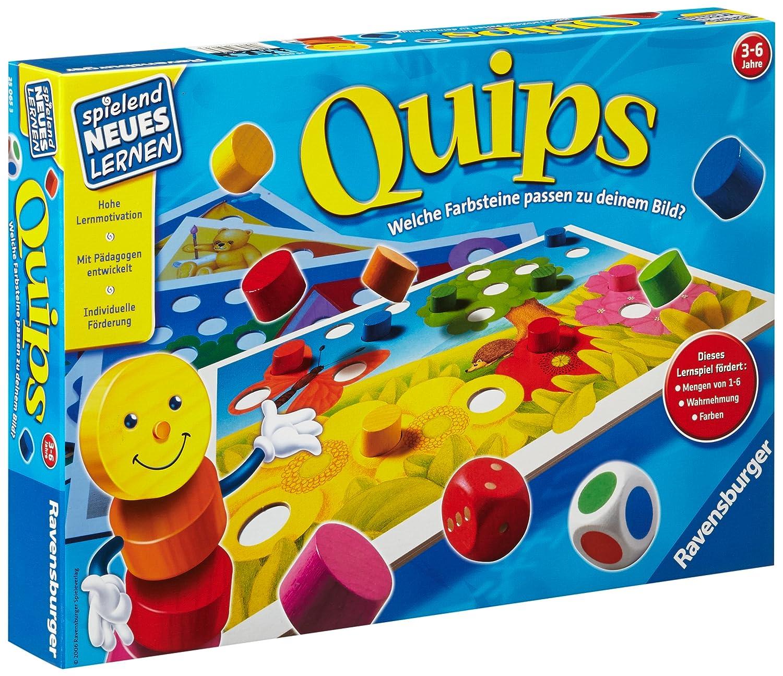 Ravensburger 25065 3  Quips Game