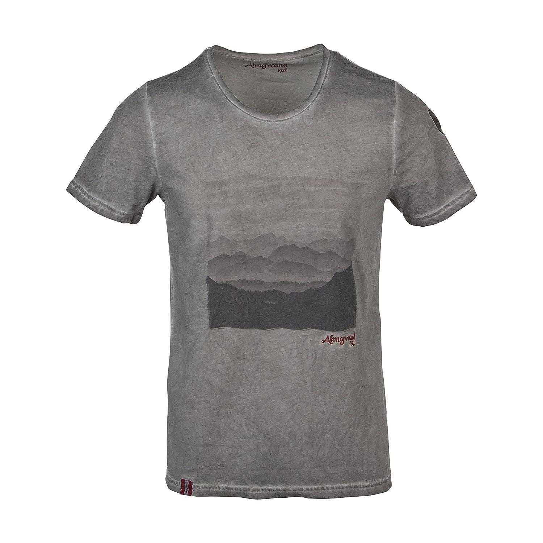 Almgwand 1928 7098111 6 - Rastkogel Herren Kurzarm Shirt