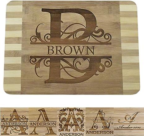 chef gift newlywed gift housewarming gift Custom wood cutting board personalized gift personalized cutting board