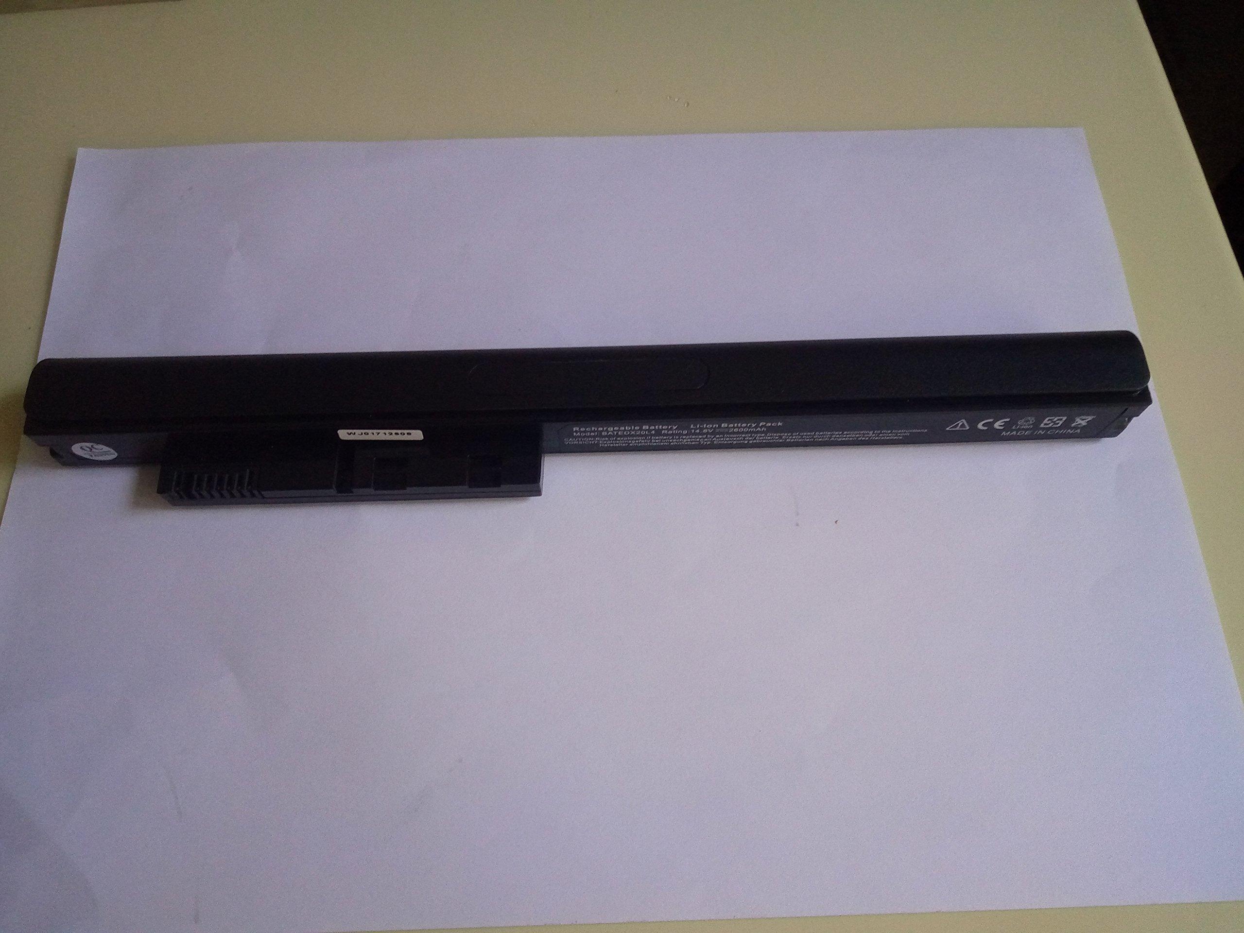 NEW Replacement Laptop battery BATEDX20L4 for Motion Computing LE1600 LE1700 BATEDX20L4 BATEDX20L by yxxm
