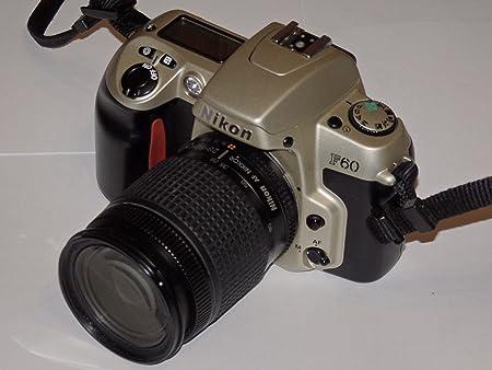 FOTOTECHNIK by LLL Fotos – Nikon F60 – SLR Camera inclusive ...