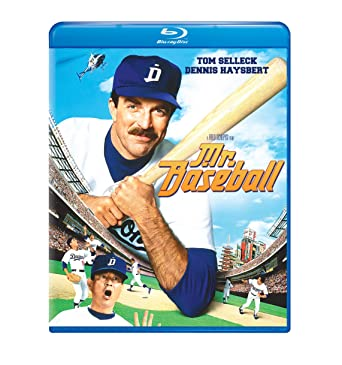 Amazoncom Mr Baseball Blu Ray Blu Ray Tom Selleck