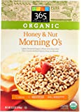 365 Everyday Value, Organic Honey & Nut Morning O's, 12.2 oz