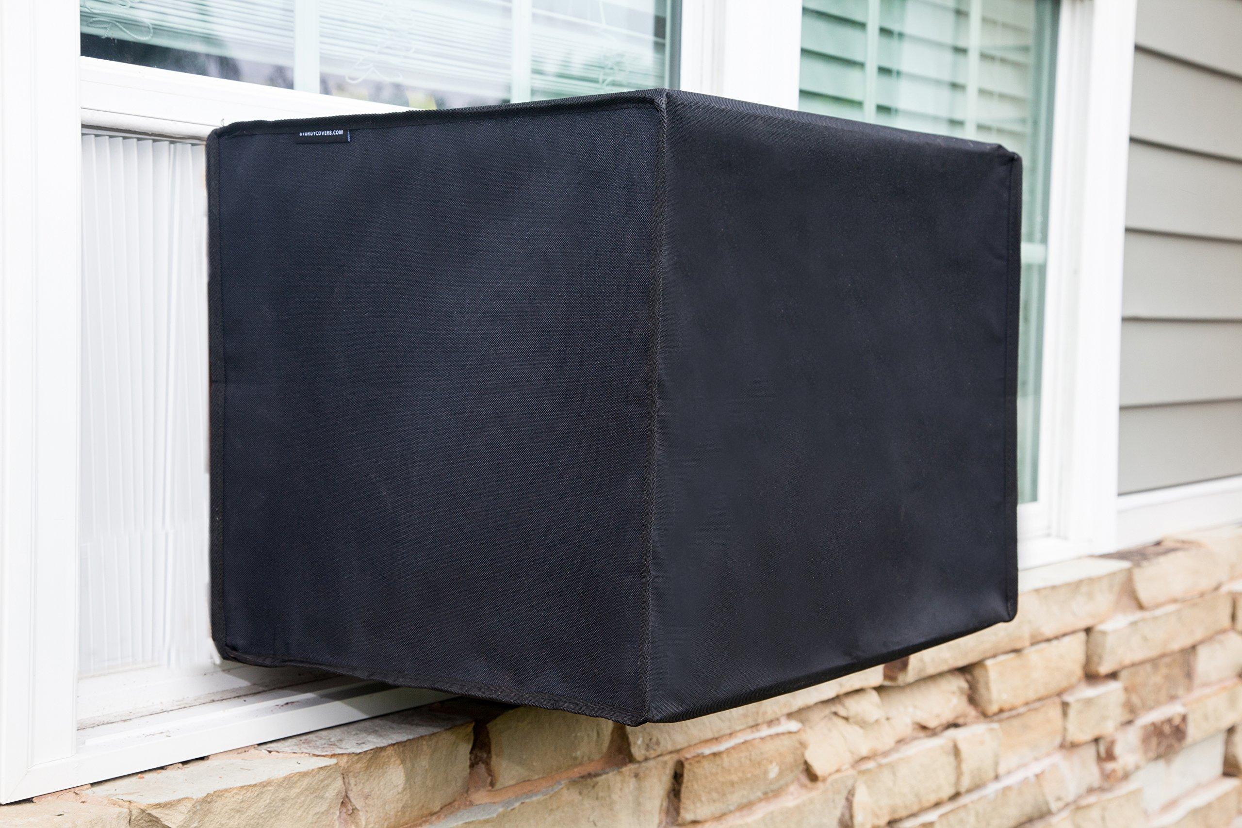 Sturdy Covers AC Defender - Window Air Conditioner Unit Cover - AC Cover by STURDY COVERS EST. 2015