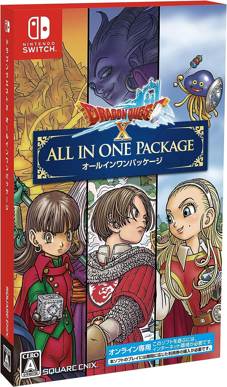 Dragon Quest X [Sólo En Idioma Japonés] All In One Package ...