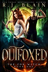 Outfoxed (The Fox Witch Book 1) Kindle Edition