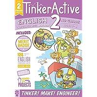 Tinkeractive Workbooks: 2nd Grade English Language Arts