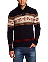 Levi's Fairisle Shawl Pullover Men's Jumper
