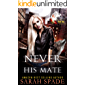 Never His Mate: a Rejected Mates Shifter Romance (Claws and Fangs Book 1)