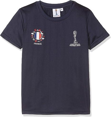 FIFA 365 2017 Francia Mundial Femenino - Camiseta Niños: Amazon.es: Deportes y aire libre