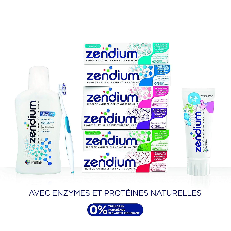 Baño Zendium protección completa la boca 500ml - Conjunto de ...