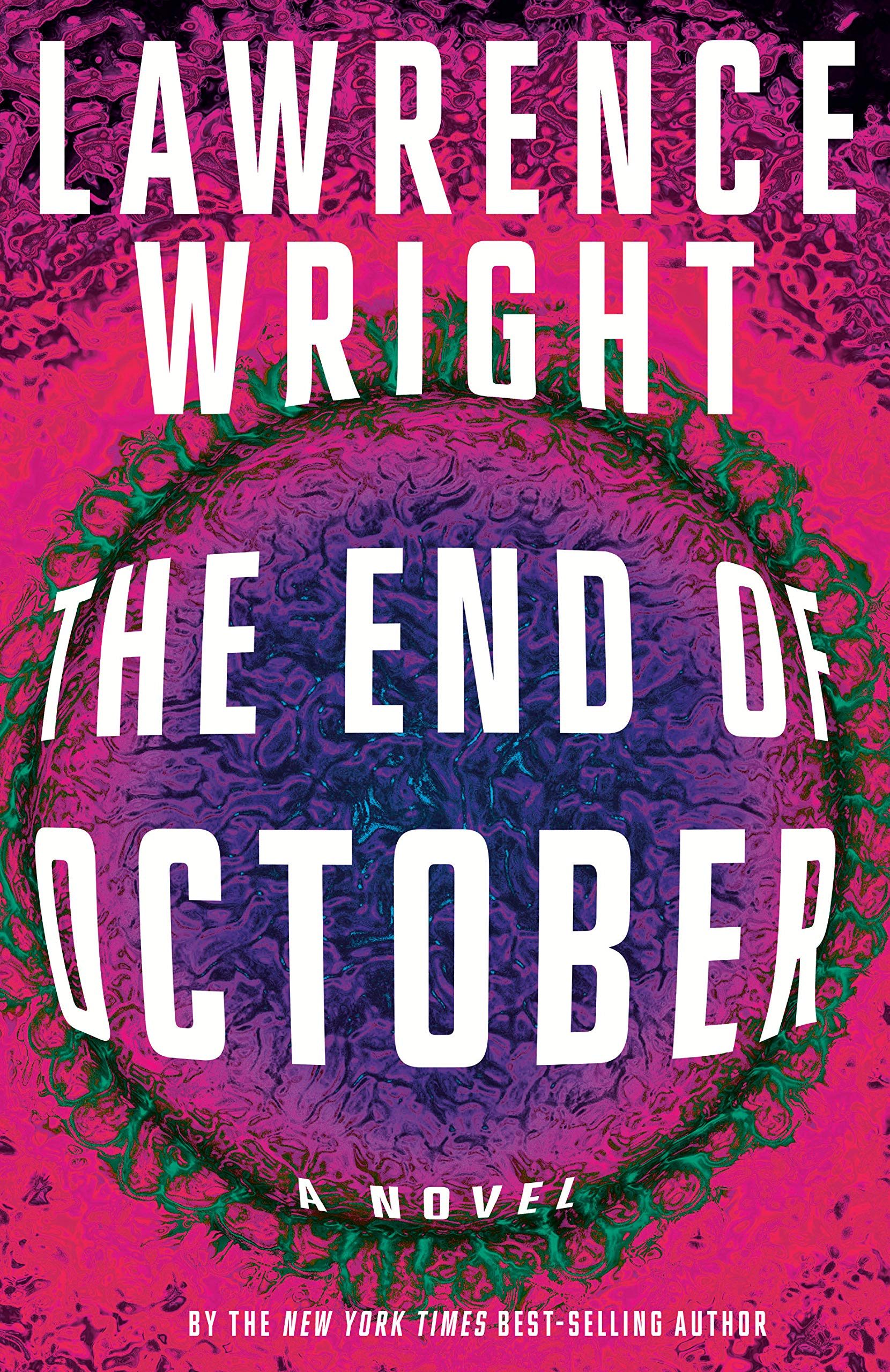 The End of October: A Novel book cover