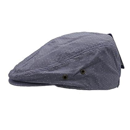 e10601adf1c ... Wonderful Fashion Fashion Cotton Cabbie Hat Buckle Golf IVY colorful  newsboy Driving Cap ...