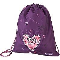 Target Reflex Hearts Sac De Sport Enfant, 38 cm, Violet