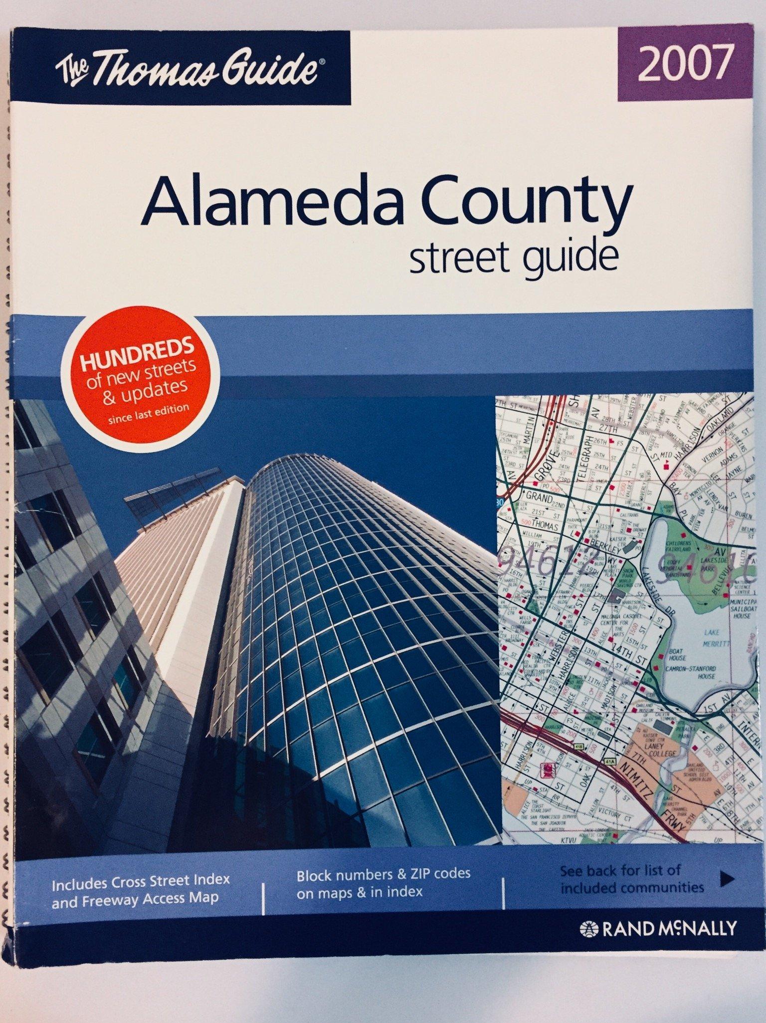 Download Thomas Guide 2008 Alameda County Street Guide (Thomas Guide Alameda County Street Guide & Directory) PDF