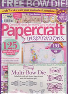 Simply Cards & Papercraft Magazine August 2018 | Bumper Free Gifts