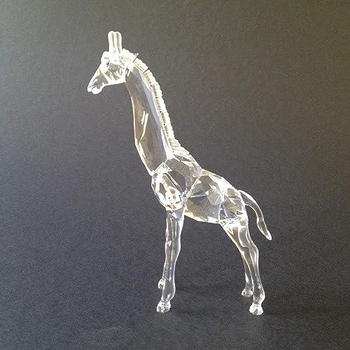 Swarovski Baby Giraffe Retired 2005 236717