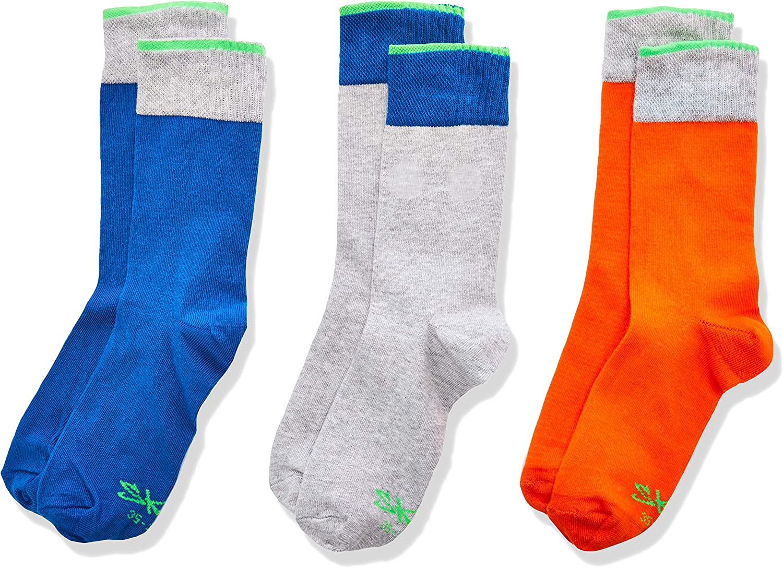 Pacco da 3 Skechers Socks Calze, Bambino