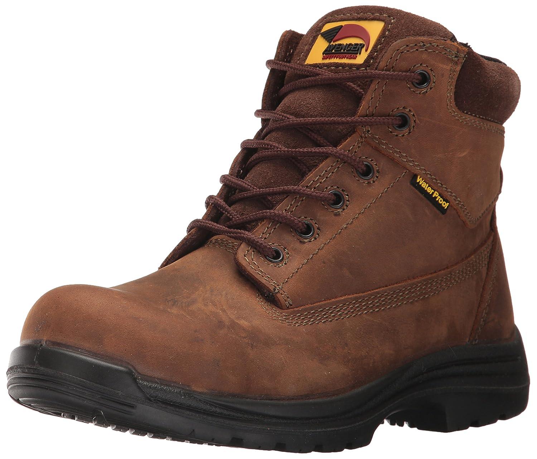 Avenger Safety Footwear メンズ B005BHOXRS 11.5 D(M) US ブラウン ブラウン 11.5 D(M) US
