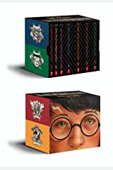 Harry Potter Books 1-7 Special Edition Boxed Set Paperback