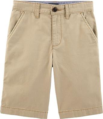 OshKosh BGosh Boys Little Stretch Flat Front Short