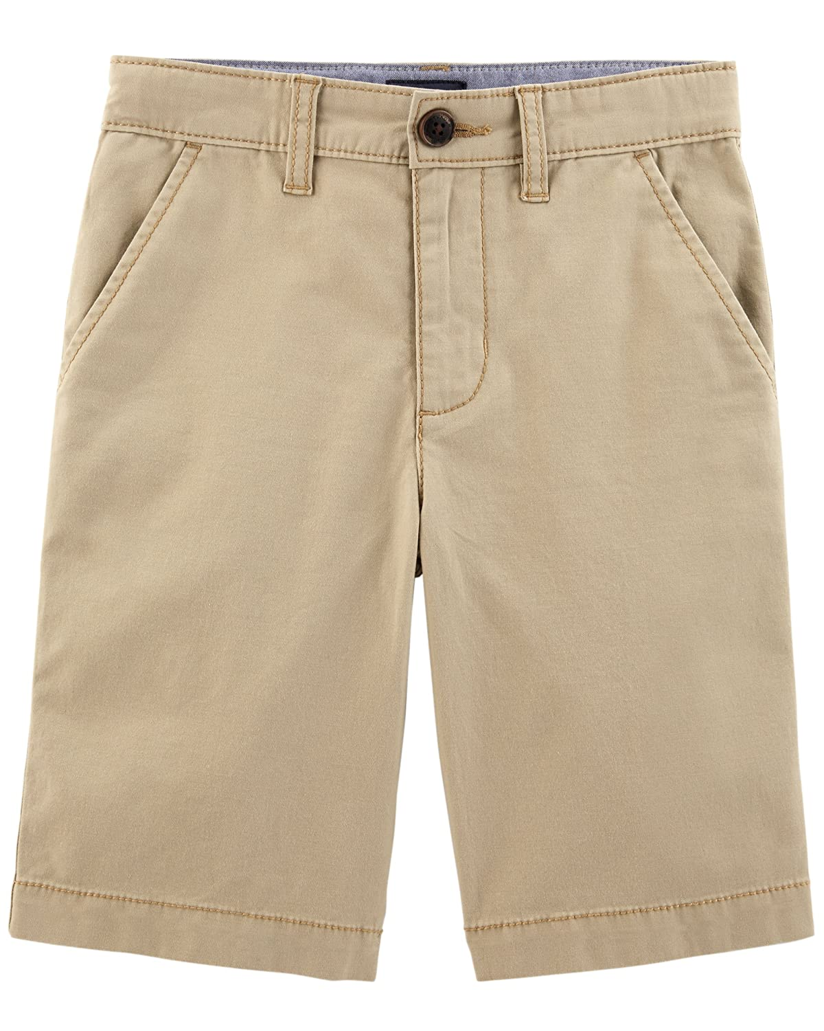OshKosh B'Gosh Boys' Stretch Flat Front Short Osh Kosh