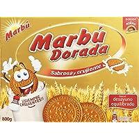 Marbú - Dorada Sabrosa y Crujiente - Galleta