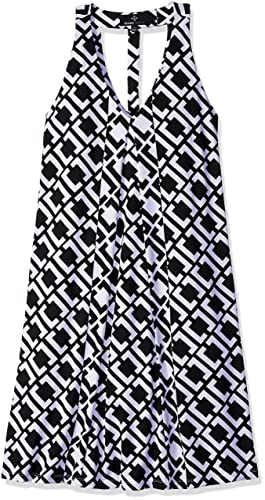 Ronni Nicole Women's Printed Shift Dress