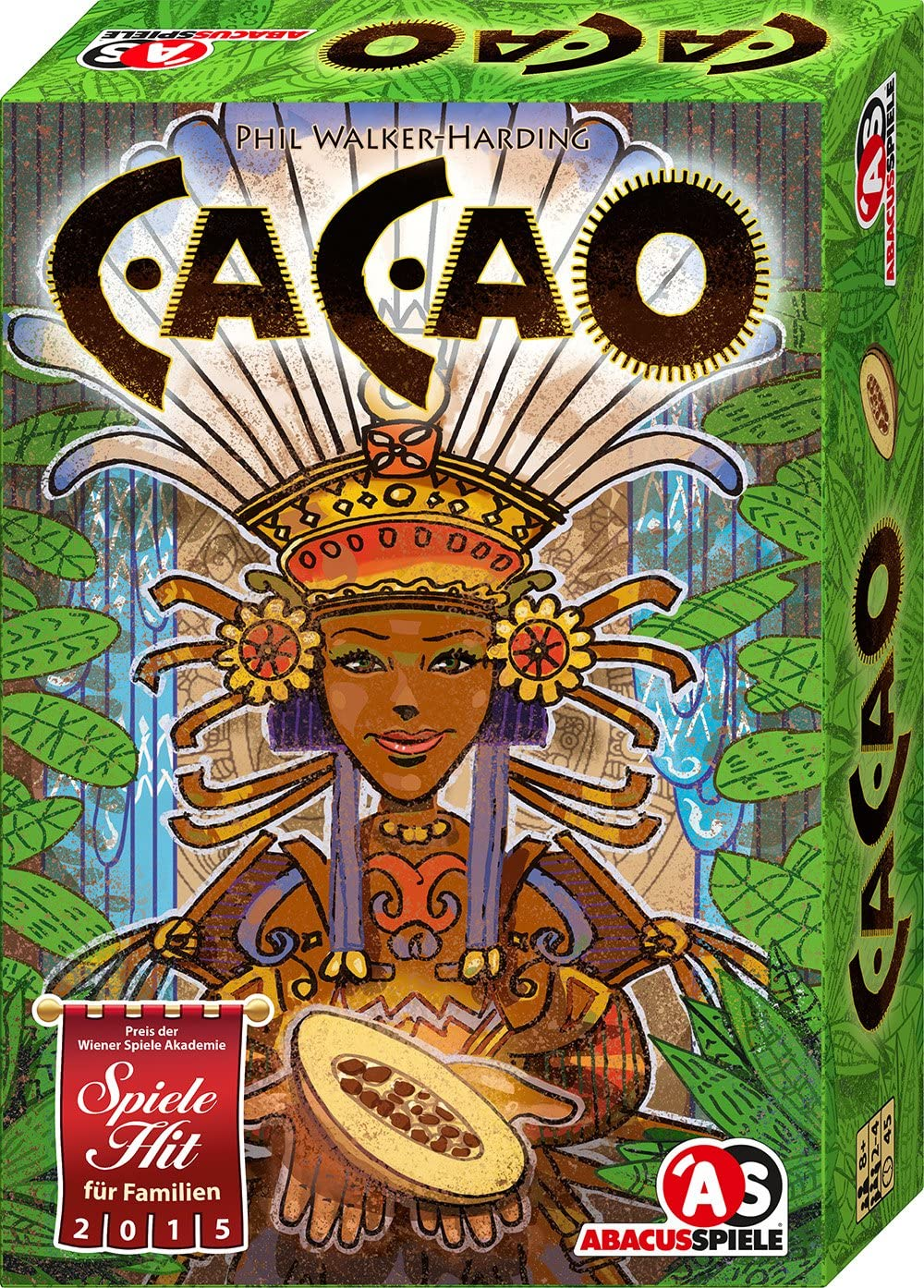 Abacusspiele - Cacao, juego de mesa (41415): Walker-Harding, Phil: Amazon.es: Juguetes y juegos