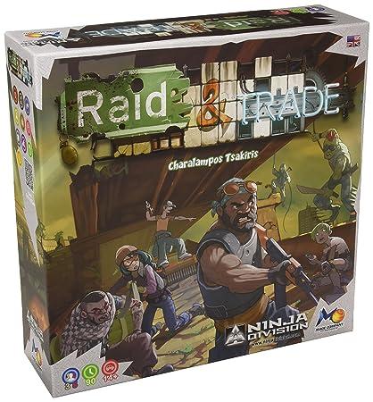 Raid & Trade Board Game: Amazon.es: Juguetes y juegos