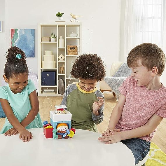 Hasbro Gaming Plumber Pants, Divertido Juego de Interior para niños a Partir de 4 años: Amazon.es: Juguetes y juegos
