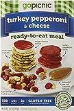 Go Picnic Meal Ready to Eat Gluten Free Turkey, Pepperoni C, 3 oz