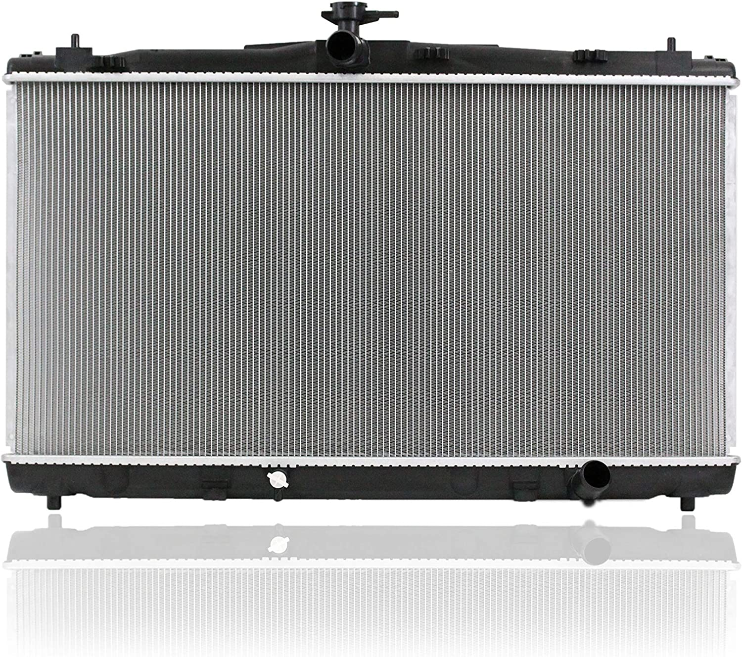 Radiator V6 Automatic//Manual PT//AC 1-Row Pacific Best Inc For//Fit 13270 Toyota Camry Hybrid Avalon Hybrid 2.5//3.5 Liter L4