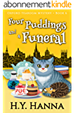Four Puddings and a Funeral (Oxford Tearoom Mysteries ~ Book 6) (English Edition)