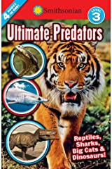 Smithsonian Readers: Ultimate Predators Level 3 (Smithsonian Leveled Readers) Paperback