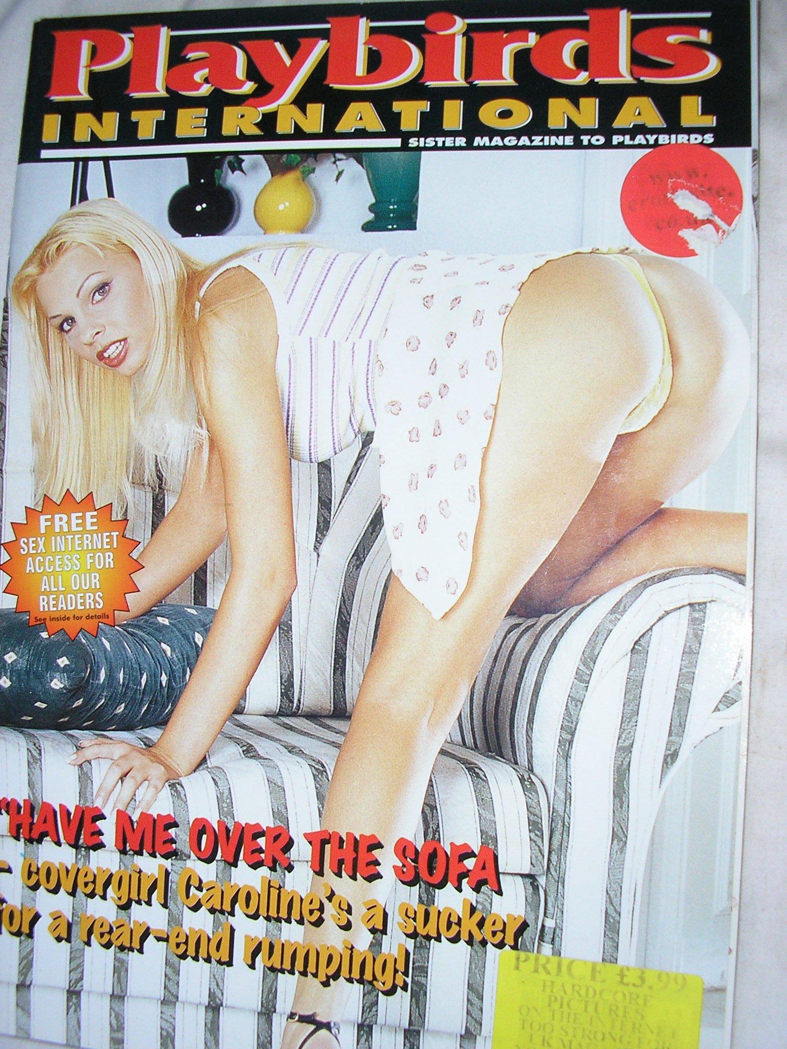Playbirds International Magazine No 15 Veronica Zemanova Lana Cox ...