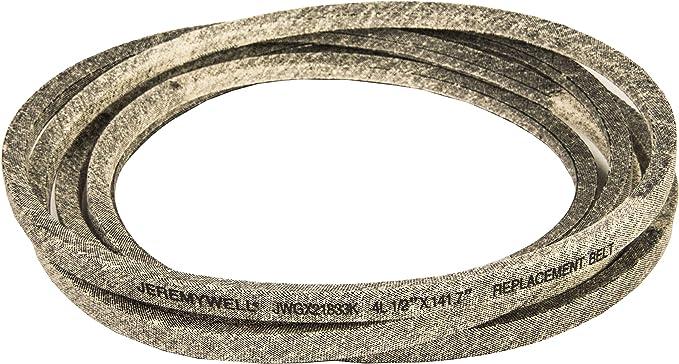 1 Band D/&D PowerDrive 2313 Merry Tiller Replacement Belt Rubber
