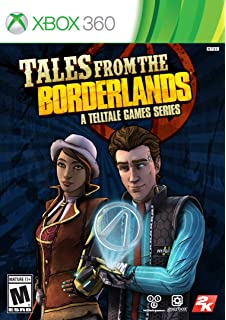 Tales from the Borderlands - Xbox 360 - Standard Edition