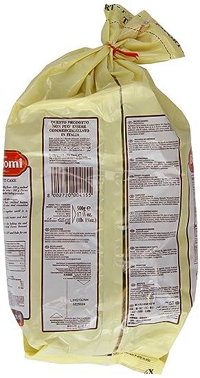 Amazon.com: Forno Bonomi Amaretti Biscuits 500 g (Pack of 3): Computers & Accessories
