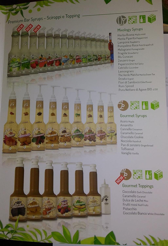 Amazon.com : Mixer : Mou Dulce de Leche My Caramel Groumet Syrup 1400 ml/140 cl : Grocery & Gourmet Food