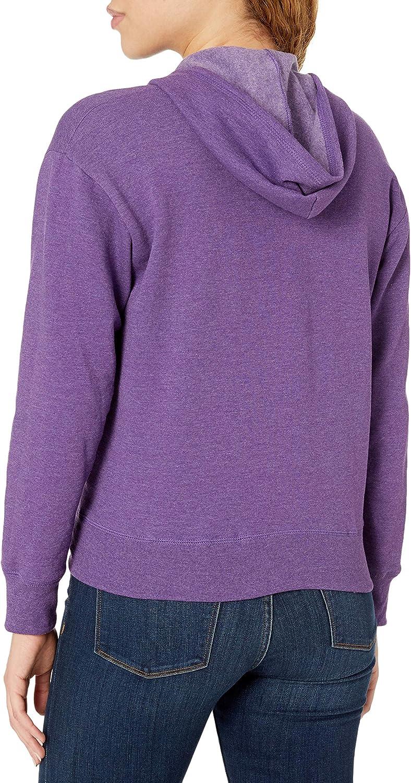 Hanes Womens Zip Hoodie Hooded Sweatshirt