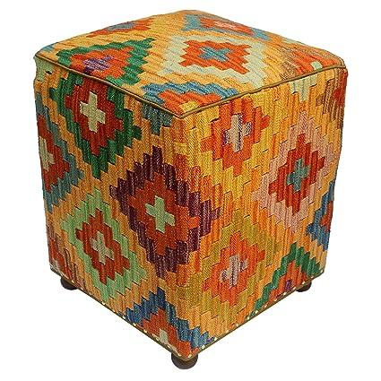Superb Amazon Com Arshs Fine Rugs Craig Orange Rust Kilim Andrewgaddart Wooden Chair Designs For Living Room Andrewgaddartcom